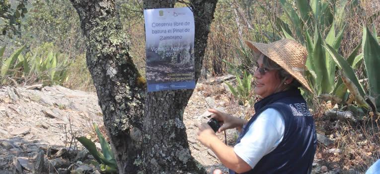 el-cinug-emprende-acciones-ambientales-en-pinal-del-zamorano-ug-ugto