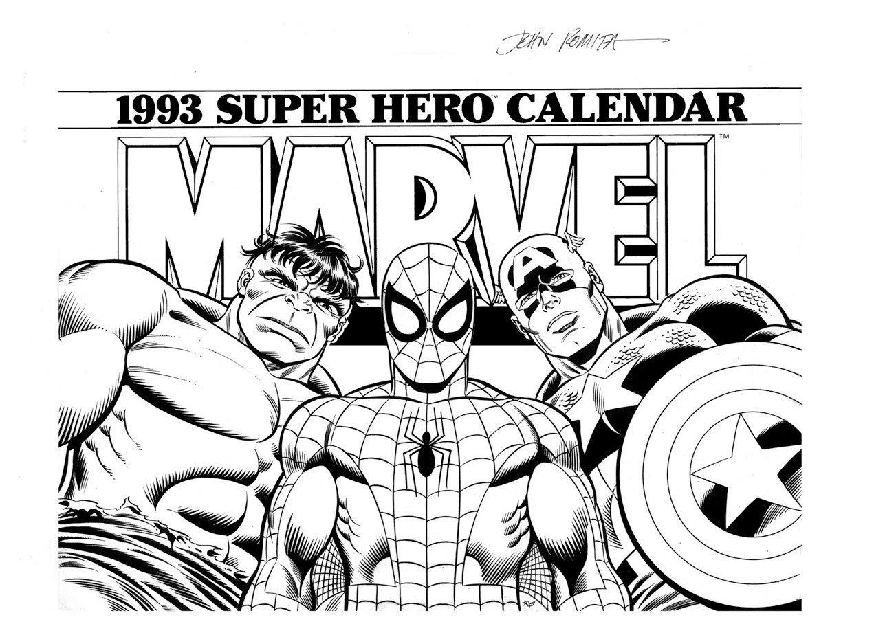 156 Dibujos De Capitán América Para Colorear Oh Kids Page 17