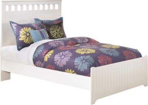 ashley lulu full panel bed homemakers furniture