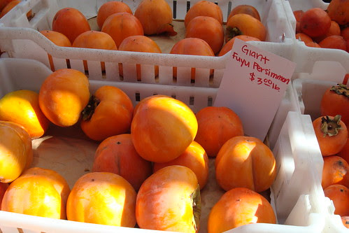 Giant Fuyu Persimmons