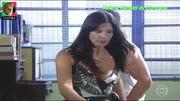 Helena Ranaldi sensual na novela A Favorita