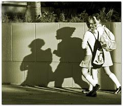 School girls  .. Cuba