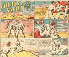pilotes des sables 6
