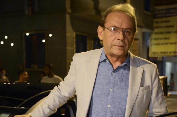 Ator José Wilker morre aos 66 anos, no Rio de Janeiro Raphael Dias/TV Globo/Divulgação