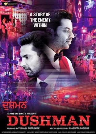 Dushman 2017 Punjabi 720p WEB-DL 1GB