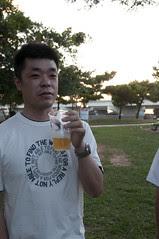 Java Küche 2010年度総会 & 記念講演会 懇親会, 波の上ビーチ
