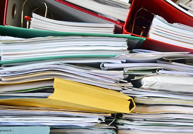 Downsizing? Ditch these 10 items - Personal Papers and Records