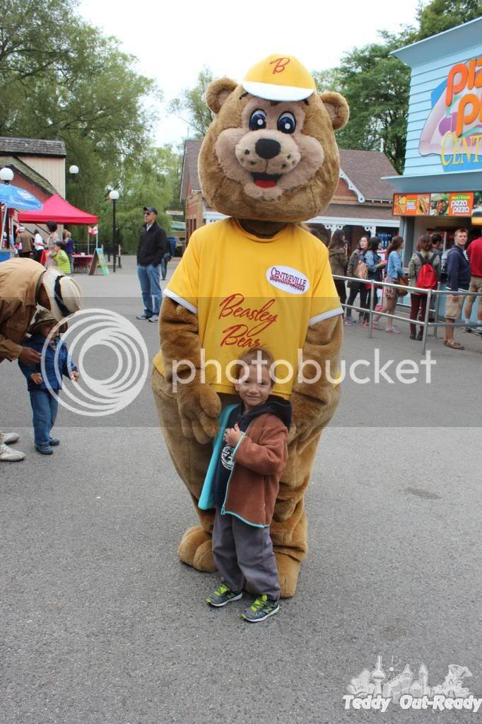 Centreville BEASLEY BEAR