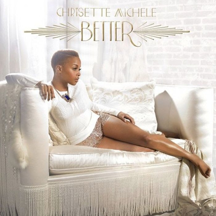 Chrisette Michele : Better (Album Cover) photo chrisette-michele-better-lead.jpg