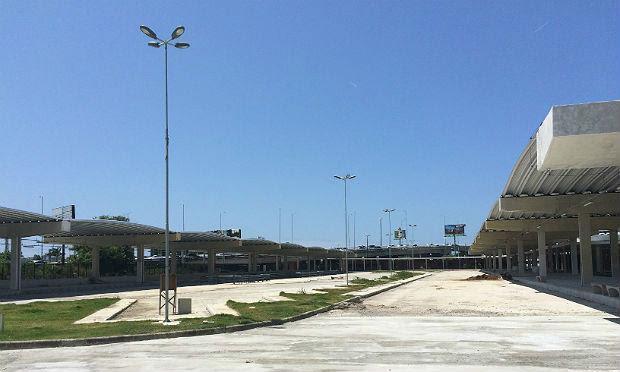 Estrutura do prédio de Joana Bezerra está pronta / Foto: Amanda Miranda/JC Trânsito