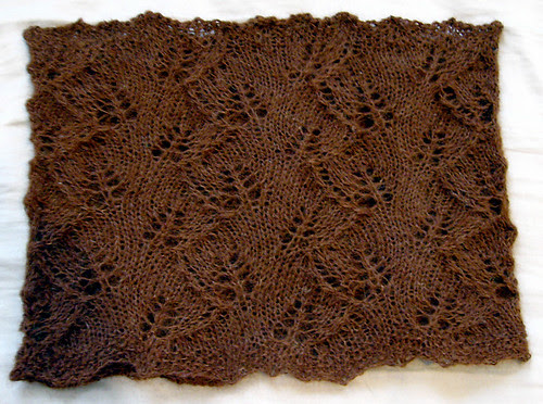 Burnished Leaves Cowl