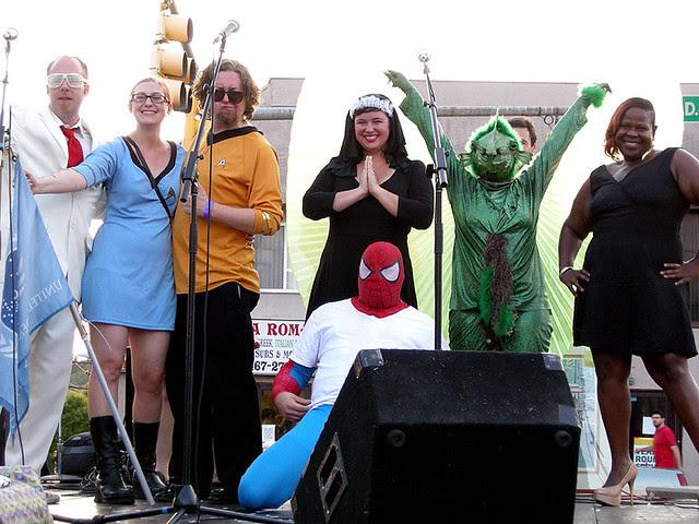 Hampden Idol Finalists