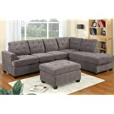 Amazon.com: Sectional Sofas: Home & Kitchen