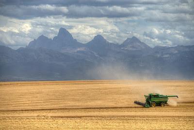 Teton Valley, Idaho - it's not just about potatoes