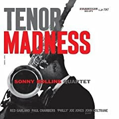 Tenor Madness cover