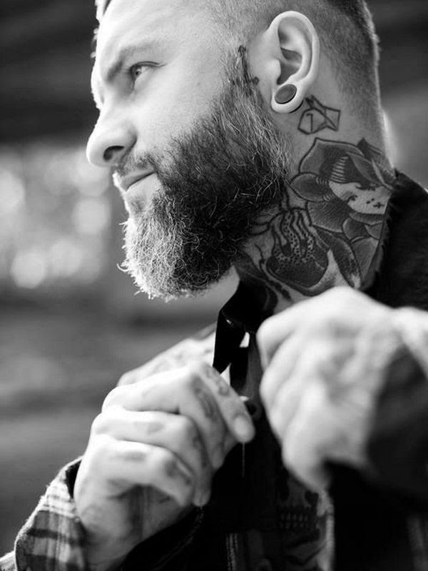75 Best Neck Tattoos For Men And Women Designs Meanings 2018