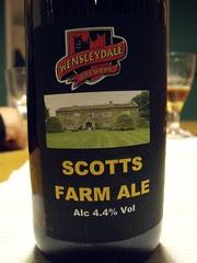 Wensleydale, Scotts Farm Ale, England