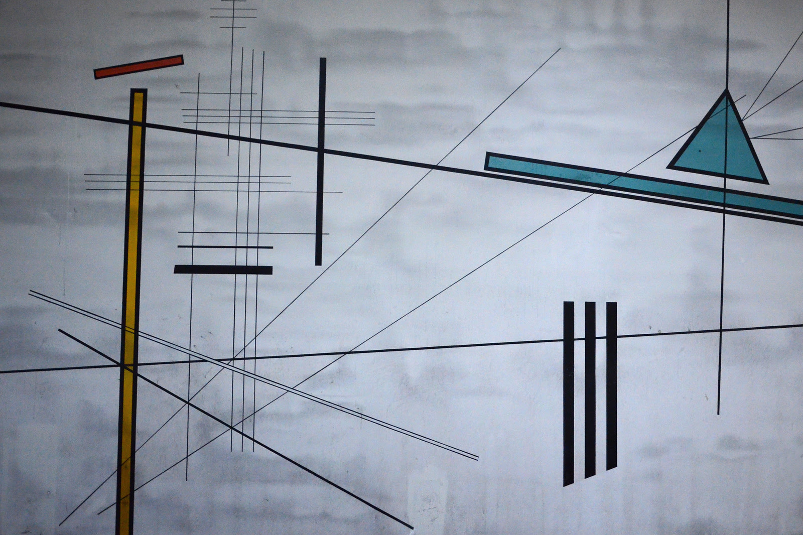 Kandinsky lässt grüßen