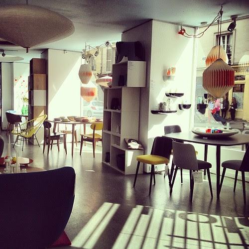Paris shop by la casa a pois