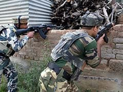 Gunfight Breaks Out Between Terrorists and Security Forces in Kashmir