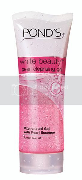 PONDS Pearl Cleansing Gel