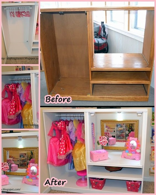 Brilliant Furniture Makeover Ideas to Try in 2016 (11)