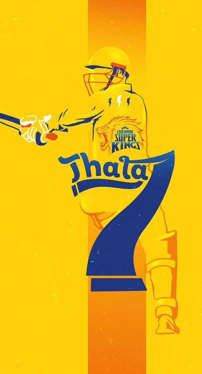 Chennai Super Kings Wallpapers: Top 45 CSK Wallpapers ...