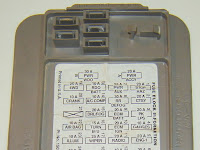 1994 Chevy K 1500 Fuse Box Diagram