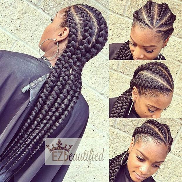 Superb Cherry Da Bosslady Fashion And Home Decor Blog 6 Best Cornrows Hairstyles For Men Maxibearus