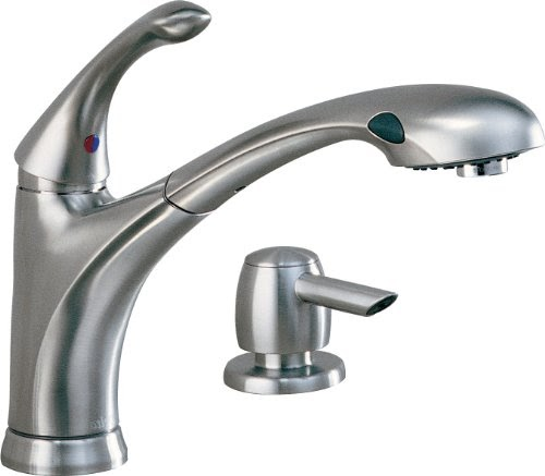 Cheap Kitchen Faucet Repair Delta 16927 Sssd Dst Debonair