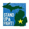 Michigan Stand Up and Fight
