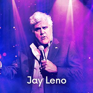Jay Leno Tickets