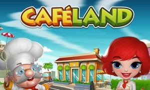 Cafeland World Kitchen MOD APK Unlimited Money 2.0.18