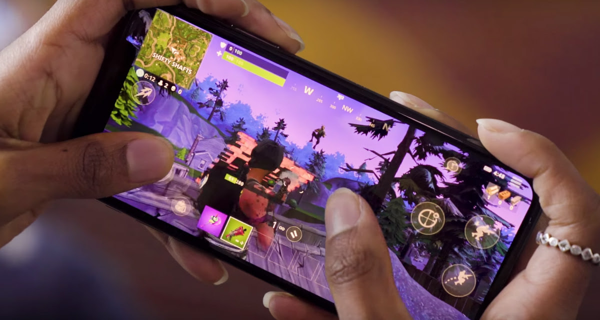 Watch Fortnite Mobile Gameplay For Android, iOS Right Here ...