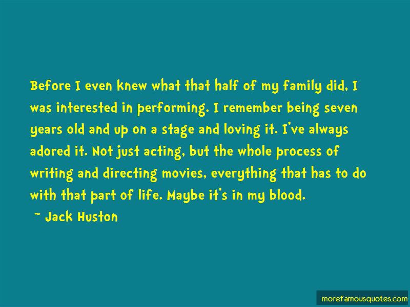 Quotes About Being On Stage Acting Top 21 Being On Stage Acting