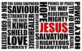 jesus is 1