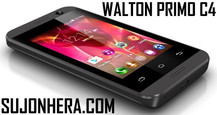 Walton Primo C4 Android Phone Full Specifications & Price