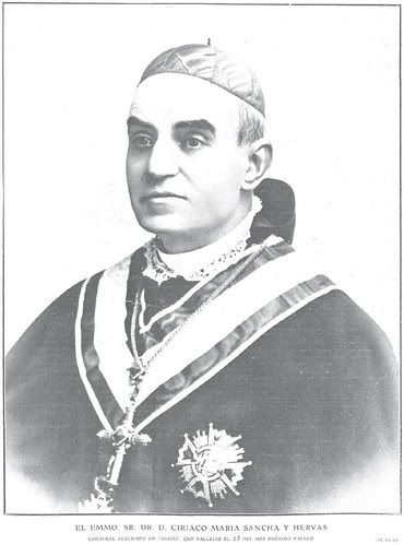 Cardenal Sancha. Foto Lucas Fraile