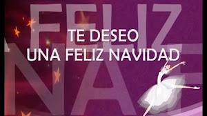 Tarjeta de saludo de Navidad y Año Nuevo - video musical - Click para verlo
