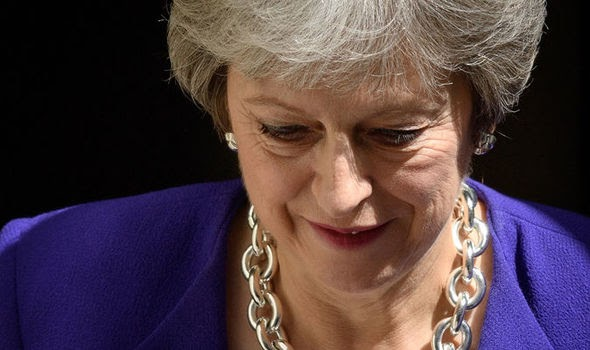 Theresa May no confidence: Who submitted letter of no confidence? Will Theresa May resign?