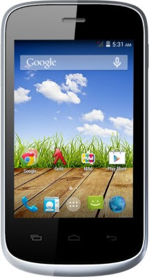 2 MP Camera phone with Dual sim Android 4.4.2 OS.