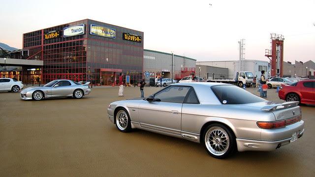 Rotary Tuning Fair Kobe 2008 - Mazdas247.com