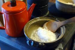 100%塩作り