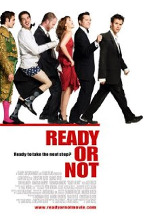 FB Movie Review: Ready or Not?   TheFeministBride