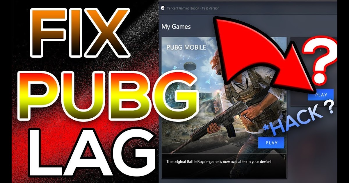 Fix Lag In Pubg Mobile Emulator | Pubg Bp Per Rank