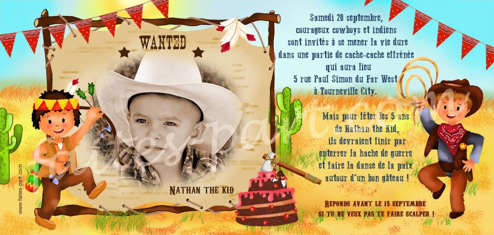 invitations d'anniversaire a imprimer gratuit