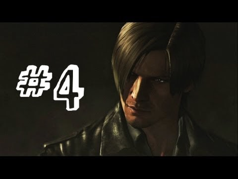 Gameplay Resident Evil 6 Walkthrough