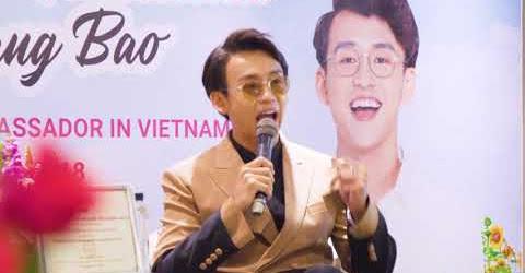 Đại sứ du lịch Thái Lan tại Việt Nam năm 2019