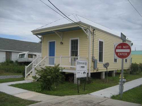 Lower 9th Ward Katrina Cottage