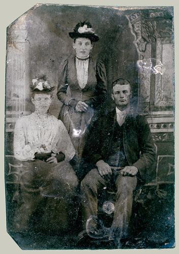 Tintype three